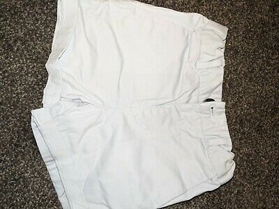 Boys Tailored Shorts Pale Blue From River Island 18-24 Months