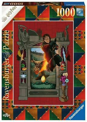 Harry Potter And the Triwizard Tournament Unisex Puzzle multicolore, Plastica,
