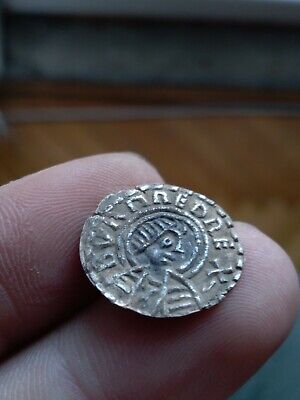 ANGLO-SAXON, Kings of Mercia. Burgred. 852-874. AR Penny