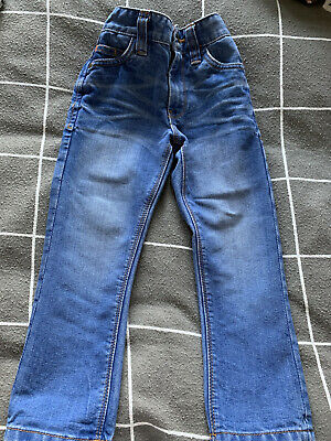 Boys Next Skinny Blue Jeans Age 3 Years
