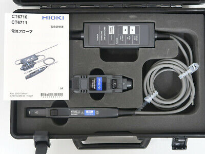 Hioki Ct6711 Current Probe