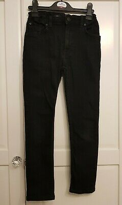River Island Boys Black Skinny Jeans - Age 9 Immaculate Condition