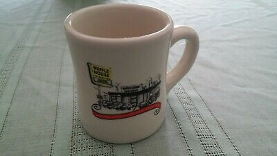 Waffle House 2012 Diner Tuxton Serving Good Food Fast Since 1955 Coffee Cup/Mug