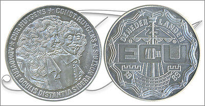 Countries Netherlands - Coins Commemorative- Year: 1989 - Number 1989-01 - Proof