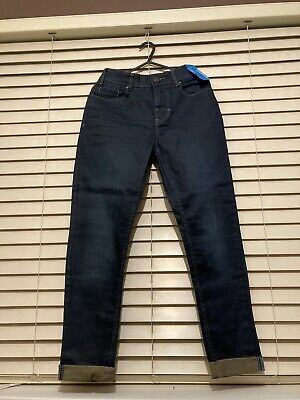 Boy's New Next Carrot Connected Blue Jeans Aged 12 Years (152cm) RRP £19.00