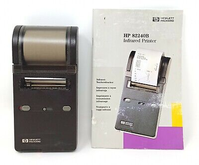 Stampante HP 82240B per analizzatore di combustione combustion analyzer printer