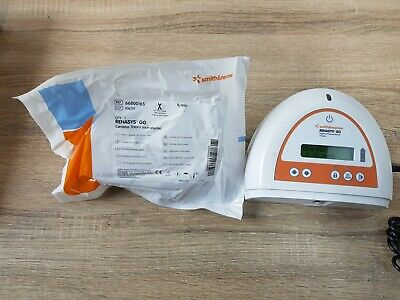 RENASYS GO Negative Pressure Wound Therapy system with canister