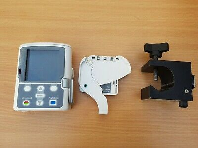 CADD Solis 2110 Ambulatory Infusion Pump driver  with clamp and hand controller