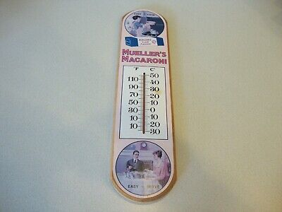 Muellers Macaroni Wall Thermometer