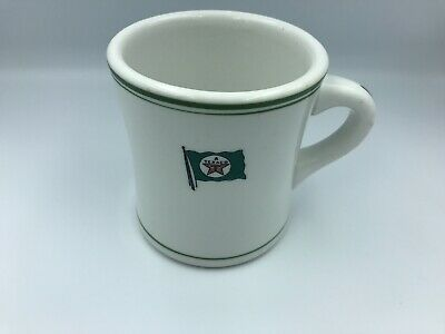 Texaco Oil Tanker Coffee Cup