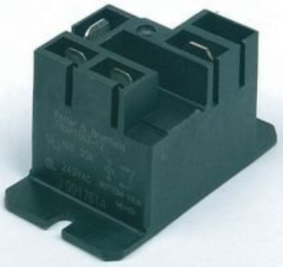 Te Connectivity / Potter and Brumfield T9ap1d52-22-01 Power Relay, Spst-no, 30a,