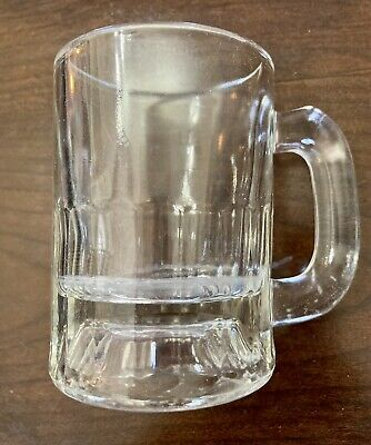 Vintage 1940-50's A&W Baby Root Beer Mugs