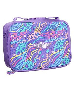 Smiggle Girls Square Lunchbox