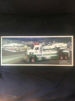 2014 Hess Toy Truck And Space Cruiser With Scout-50th Anniversary (New In Box)