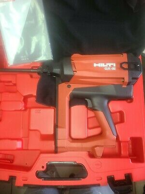 "Hilti Gas-actuated fastening tool for insulation GX-IE #2210319 ""Tool Body Only"""