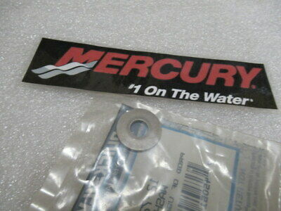 R14 Genuine Mercury Quicksilver 12-25897 Washer OEM New Factory Boat Parts