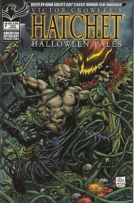 Beware the Witche Shadow #1 Cover B NM 2019 American Mythology Vault 35