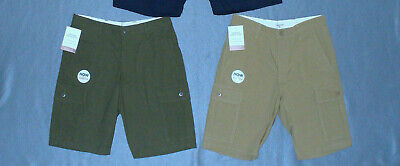 Dockers ~ D3 Relaxed Fit Men/'s Cargo Chino Shorts $50 NWT