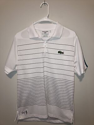 Details about  /NWT Lacoste Sport Mens Short Andy Roddick/' Golf//Tennis Polos 2 XS