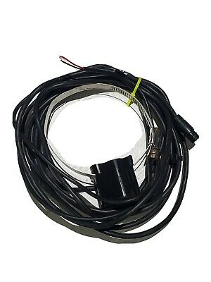 PCA-200BK Lowrance Eagle Sonar Unit 2-Pin Adapter Cable 99-05