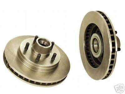 5447 Disc Brake Rotor 2 Quality Brand Front