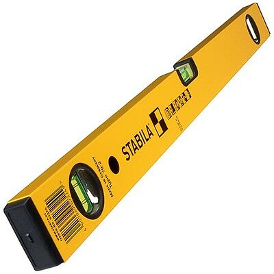 "Stabila 70-2 400mm 16"" Smooth Face Spirit Level 40cm Box Section"