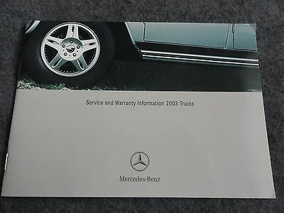 2003 mercedes ml500 service and warranty owners manual supplement ml rh picclick com 2002 ML500 Engine 2002 ML500 Interior