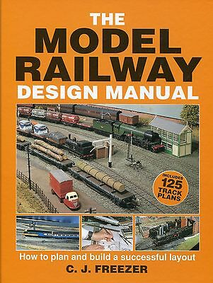 Mbi Books:  The Model Railway Design Manual