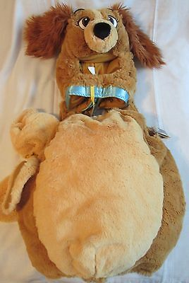 disney lady tramp plush halloween costume