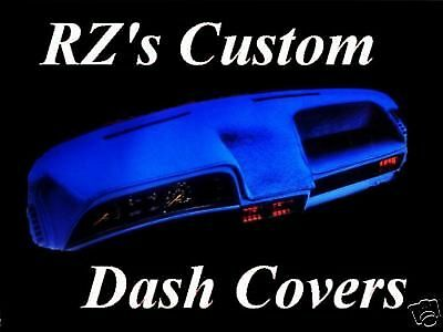 1995-1997 CHEVROLET S10 PICKUP TRUCK DASH COVER MAT  all colors available