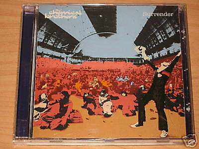 The Chemical Brothers/surrender/ Cd Album