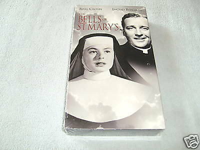 The Bells of St. Mary's (1945, VHS), BING CROSBY - NEW