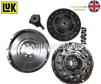 Genuine Ford Solid Flywheel & Clutch , Csc Ford Transit 2.4 6 Speed 2004-2014