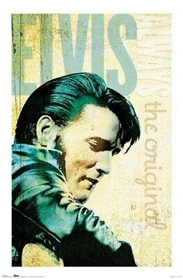 Elvis Presley Poster - Always The Original - Rare New