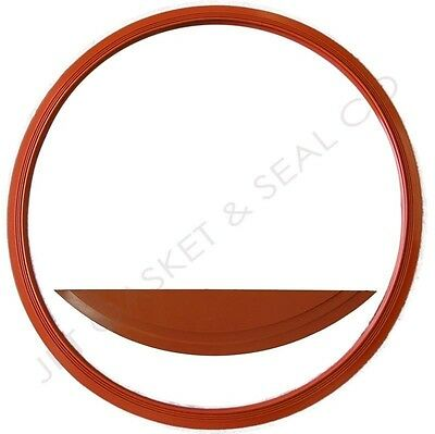 M9 Autoclave Door Seal Gasket Kit Midmark 053-0366-00 Aftermarket Replacement