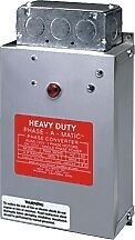PHASE-A-MATIC STATIC PHASE CONVERTER -  MODEL PAM-200HD