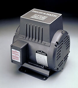 PHASE-A-MATIC ROTARY PHASE CONVERTER -  MODEL R-10