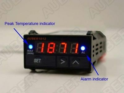 DIGITAL EGT THERMOMETER PYROMETER W/ Probe