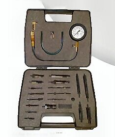 Sykes Diesel Engine Compression Tester Premier Car Kit