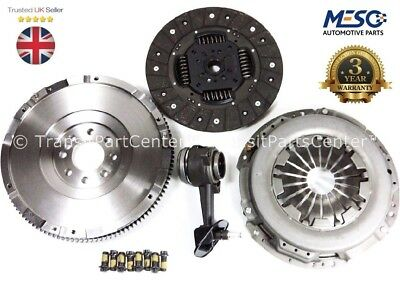 O.e. Solid Flywheel Clutch Csc Ford Mondeo Jaguar X Type 2.0 5 Speed