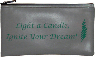 "NEW ""Light a Candle, Ignite Your Dream!"" Deposit Bag"