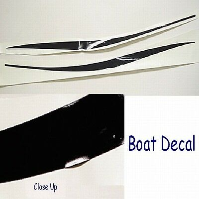 STARCRAFT UPPER HULL PORT AND STBD BOAT DECALS (Set of