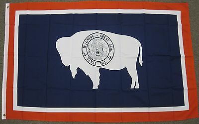 3X5 Wyoming State Flag Wy Usa Banner States Us New F281