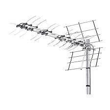 Triax Unix 52 T High Gain Freeview Tv Aerial Lte 4G Protected