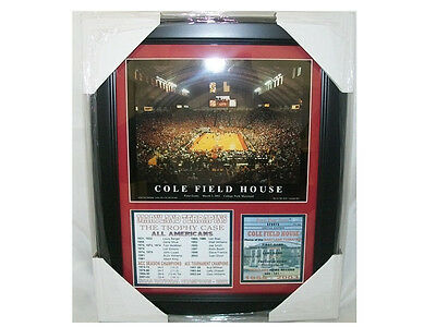 MARYLAND TERPS TERRAPINS FRAMED FINAL LAST GAME COLE FIELD HOUSE 8x10 PHOTO
