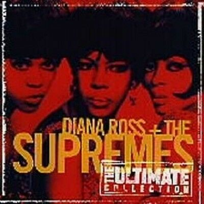 """Diana Ross & The Supremes """"ultimate Collection"""" Cd New"""