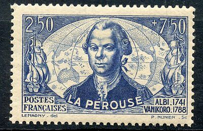 Stamp / Timbre France Neuf N° 541 Jean Francois De Galaup