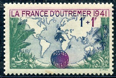 Timbre France Neuf N° 503 La France D'outremer