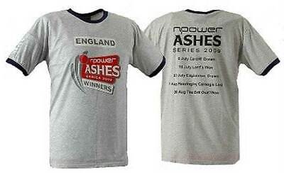 England Ashes 09 Winners Cricket T-Shirt (AST03) Large