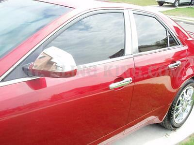 Cadillac CTS chrome door handle cover trim 2008-2013